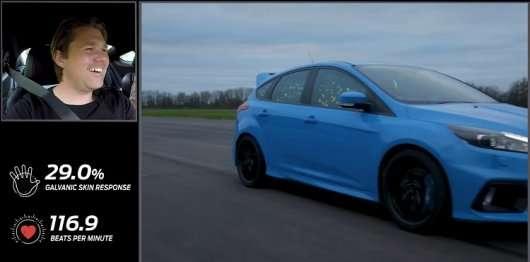 Форд: Їздити на спорткарі приємніше ніж дивитися «Гру престолів»