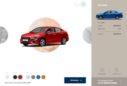 Порівняння автомобілів в максимальній і базової комплектації