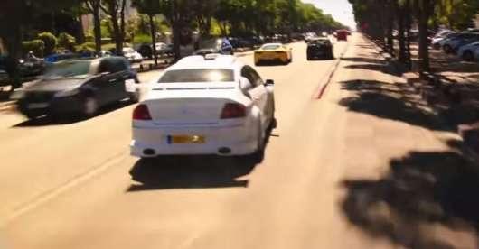 Трейлер фільму Таксі-5: Нові актори і повернення Peugeot 407