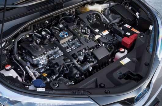 Топ-7 фактів про кросовер Toyota C-HR, який вийде на російський ринок