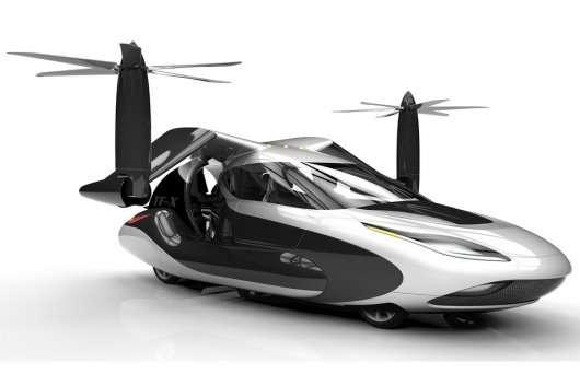 Автомобілі, які не тільки їздять, але і літають