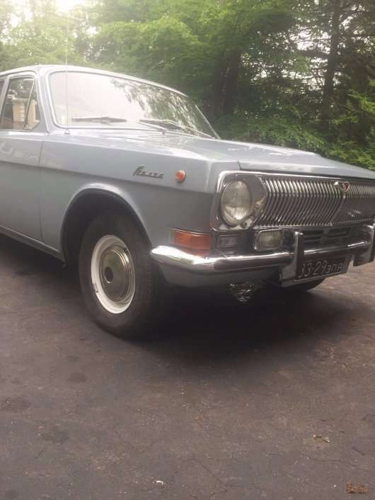 Американцям не вистачає радянського шику: ГАЗ-24 на продаж