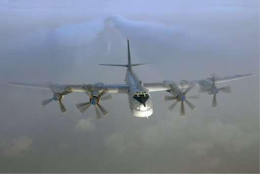 Ось чому Російський бомбардувальник Ту-95 найгучніший у світі
