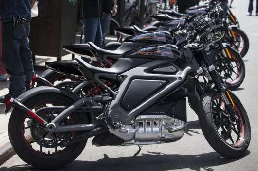 Серійний електричний мотоцикл Harley-Davidson:
