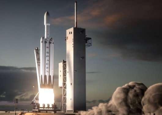 Запуск родстера Tesla на ракеті Falcon Heavy: Рекламний хід або прорив століття?