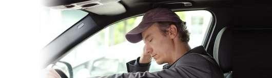 У кожному десятому ДТП винен сонний водій: Дослідження