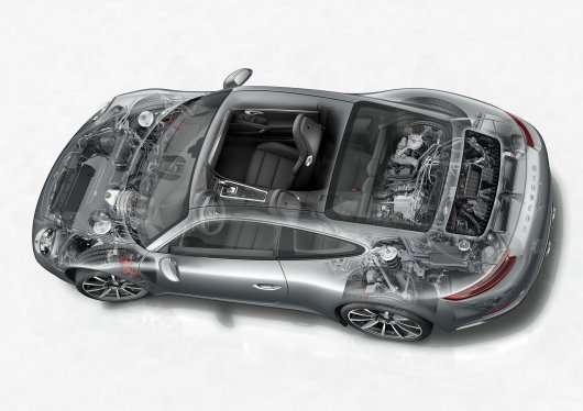 Чому Porsche 911 не пішов від заднемоторной компонування