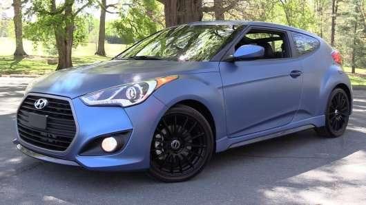 Найшвидші автомобілі Hyundai