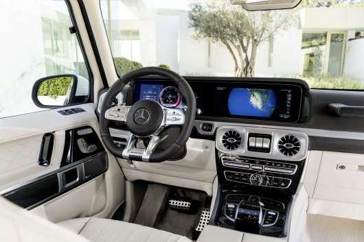 Mercedes-AMG G 63 (2018): Ексклюзивна інформація