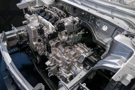 Вся суть роботи нового двигуна SkyActiv-X від Мазда