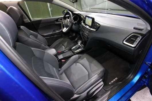 Офіційно показаний новий Kia Ceed 2018 року