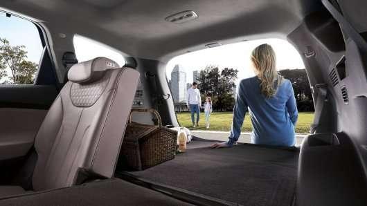 Все, що ви хочете знати про новий позашляховик Hyundai Santa Fe