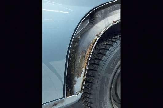 Ось що відбувається з кузовом автомобіля, навіть якщо ви дбаєте про нього