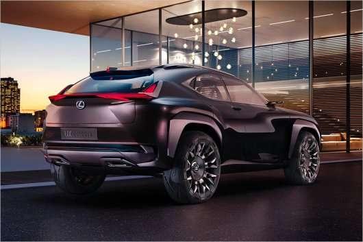 Новий позашляховик: Lexus UX та інші новинки в Женеві