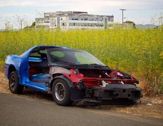 Чому викрадачі розбирають автомобілі на запчастини?
