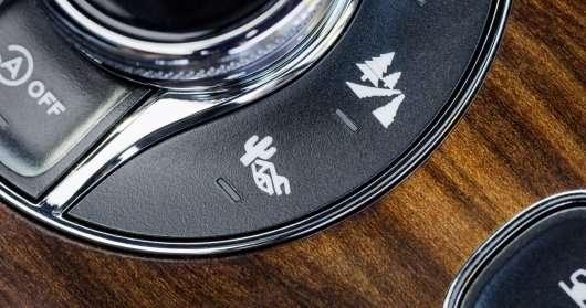 Bentley використовує рідкісні породи дерев у своїх автомобілях