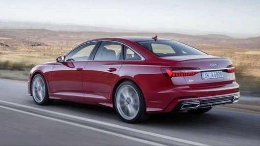 2019 Audi A6, зявилися перші фотографії без камуфляжу