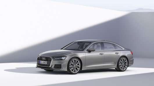 Audi офіційно представила нову модель A6