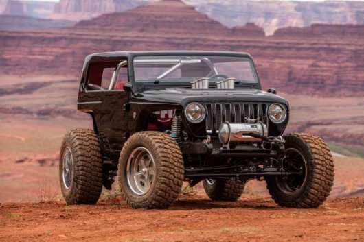 ТОП-5 кращих розробок від Jeep
