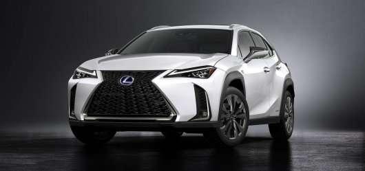 Дебют нового кроссовера Lexus UX | Він буде продаватися в Росії