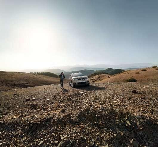 Таємничим кросовером Renault для Росії виявився більш розкішний Duster