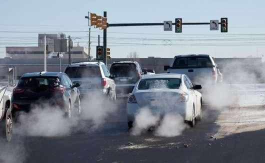 З чого складаються» вихлопні гази автомобіля?