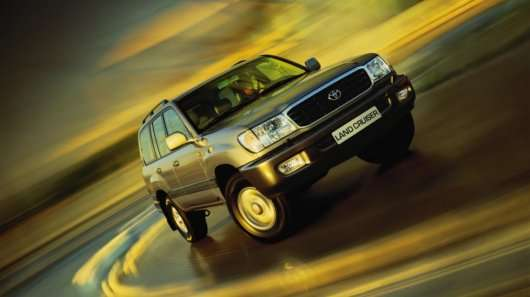5 секретів Toyota Land Cruiser