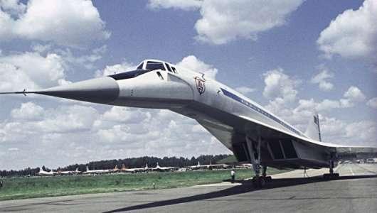 Ось як це було літати на російському Конкорді Ту-144