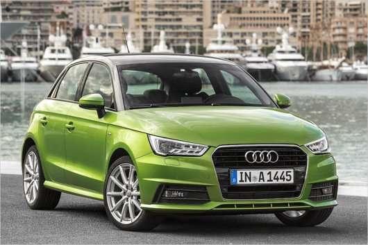 Audi випустить в 2018 році понад 20 автоновинок