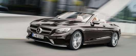 Mercedes-Benz вибрав кращі кабріолети за всю історію