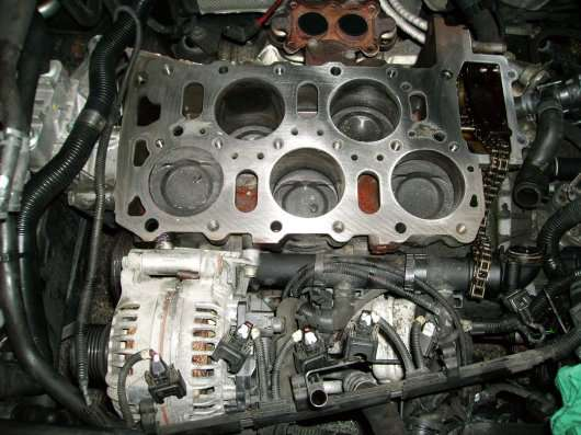 Як працюють пятицилиндровые двигуни: Відео