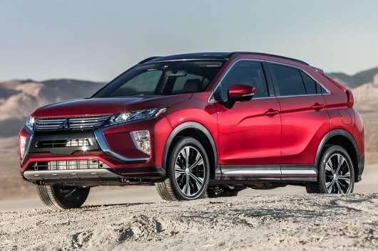 Все що ви хочете знати про Mitsubishi Eclipse Cross для Росії